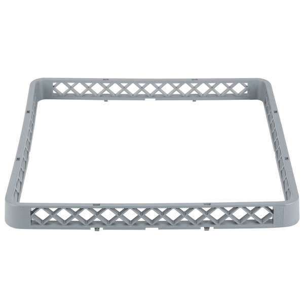 Noble Products Open Gray Full-Size Glass Rack Extender