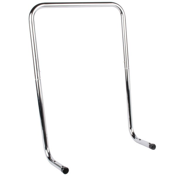 "Vollrath 1698 Traex® Chrome Plated Dolly Handle - 30"" x 20 1/2"" Main Image 1"