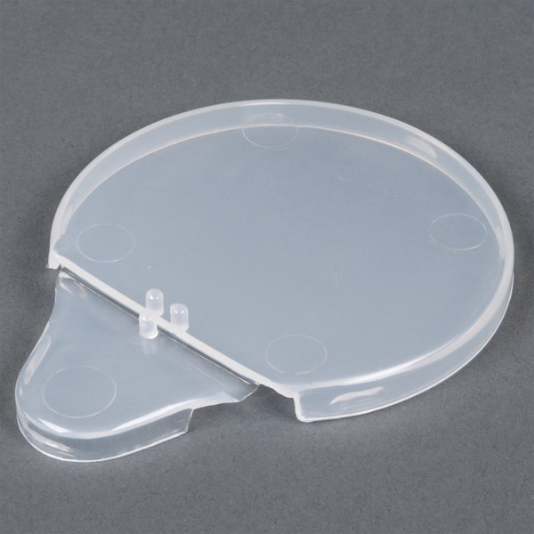 GET LID-BW-1050-CL Replacement Lid for 17 oz. Polycarbonate Decanter