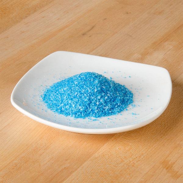 Rokz 1 lb. Blue Margarita/Cocktail Rimming Salt Main Image 2