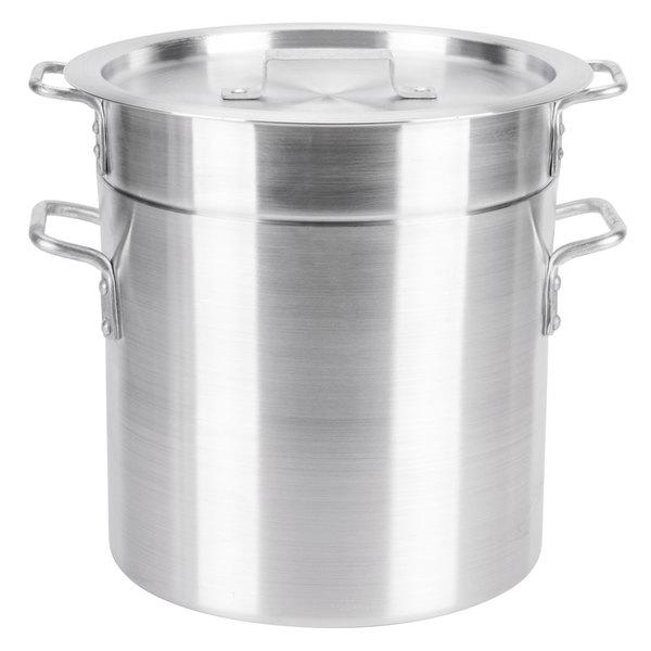 16 Qt. Aluminum Double Boiler Main Image 1
