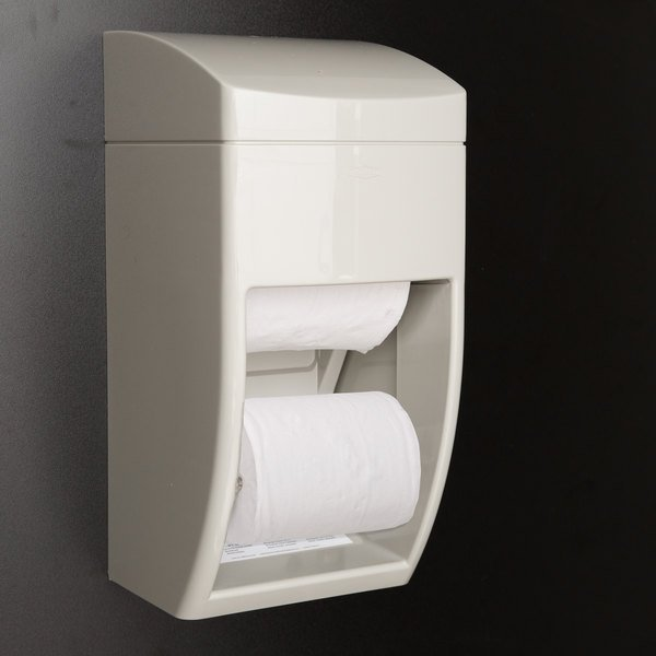 Bobrick B-5288 MatrixSeries Surface-Mounted Multi Roll Toilet Tissue Dispenser