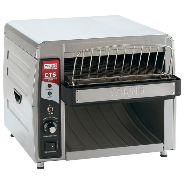 Waring CTS1000 mercial Conveyor Toaster 120V