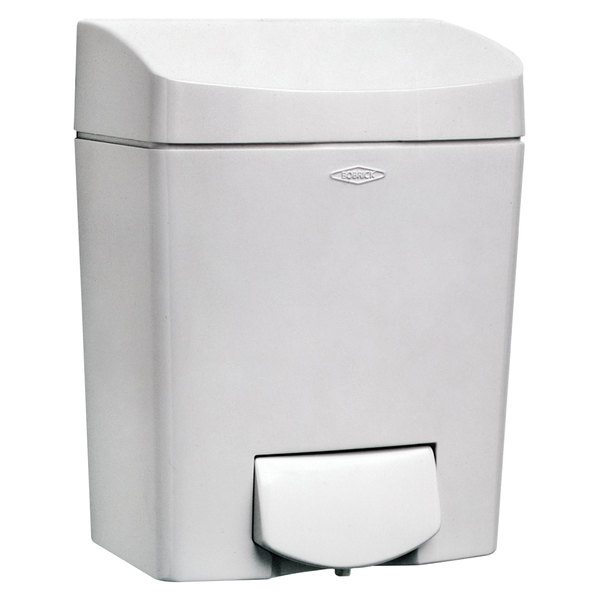 Bobrick MatrixSeries B-5050 Surface Mounted 50 oz. Soap Dispenser Main Image 1