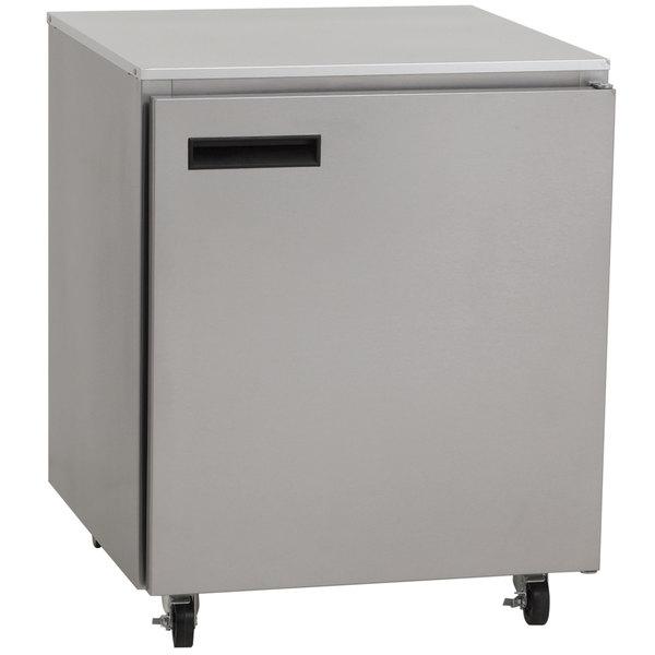 "Delfield 406 27"" Undercounter Refrigerator - 5.7 Cu. Ft."