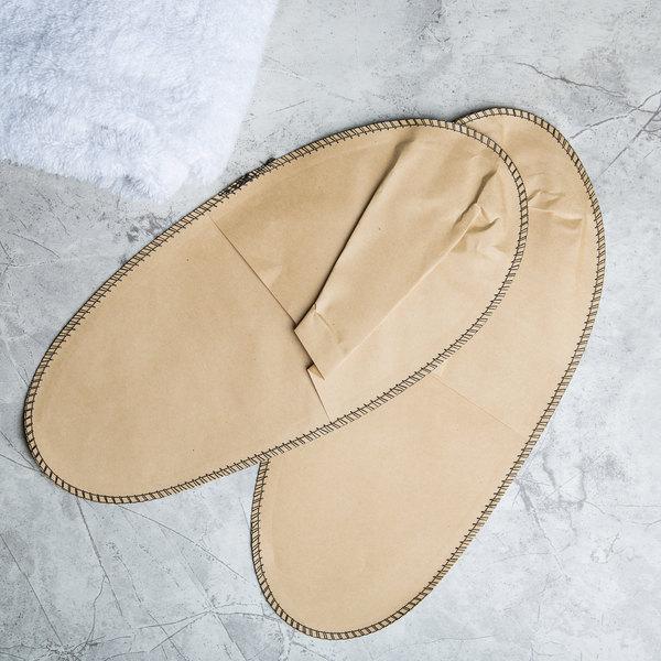 Royal Paper RHM6P Disposable Paper Slippers Pair - 1000/Case