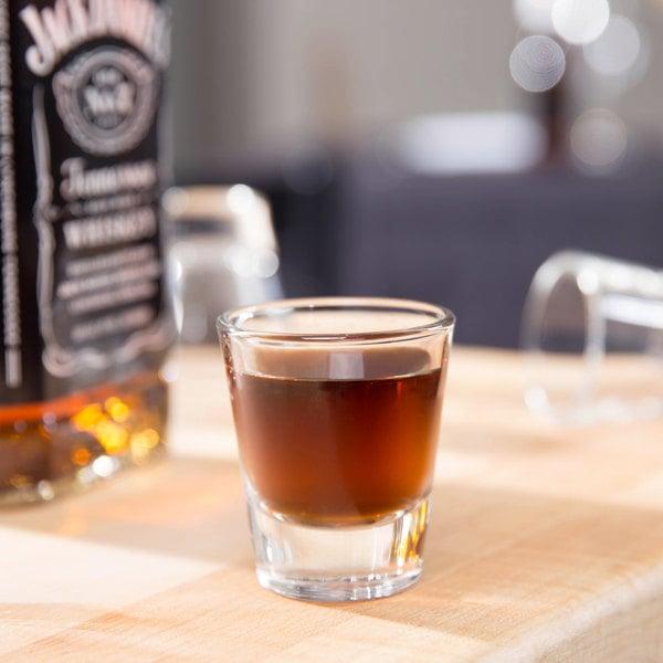 Libbey 5120 1.5 oz. Whiskey / Shot Glass - 12/Case