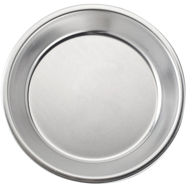 Bake your signature pies in this Vollrath 68089 Wear-Ever 9 3/4\  natural finish aluminum pie plate!  sc 1 st  WebstaurantStore & Vollrath 68089 Wear-Ever 9 3/4\