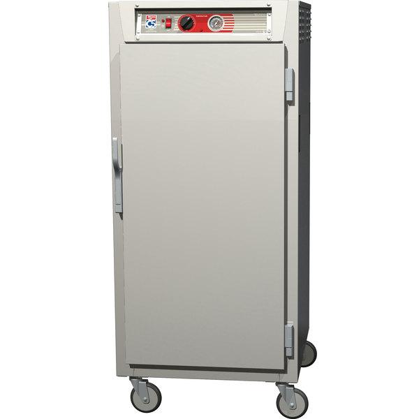Metro C567-NFS-U C5 6 Series 3/4 Height Reach-In Heated Holding Cabinet - Solid Door
