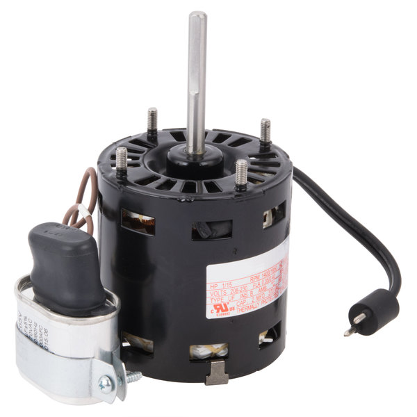 1400/1650 RPM, 1/15 hp Fan Motor - 208/230V