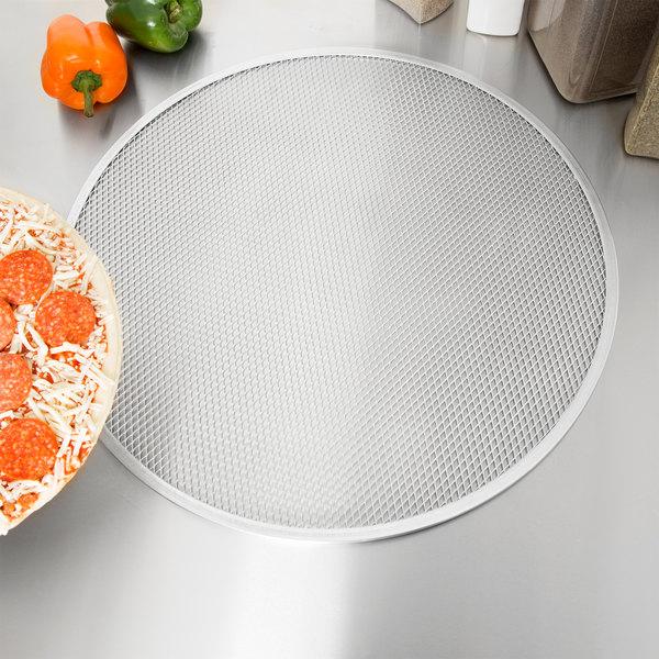 """20"""" Aluminum Pizza Screen Main Image 3"""