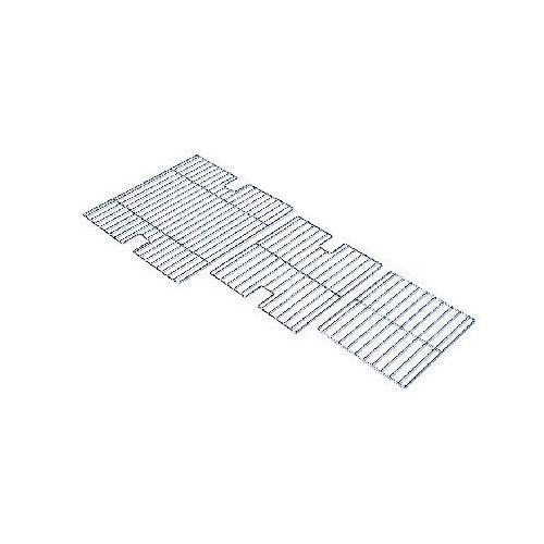 """Frymaster 8030106 5 3/4"""" x 13 1/2"""" Split Pot Basket Support Rack Main Image 1"""