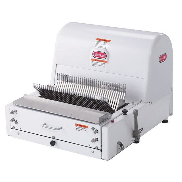 "Berkel MB 3/4"" Countertop Bread Slicer"
