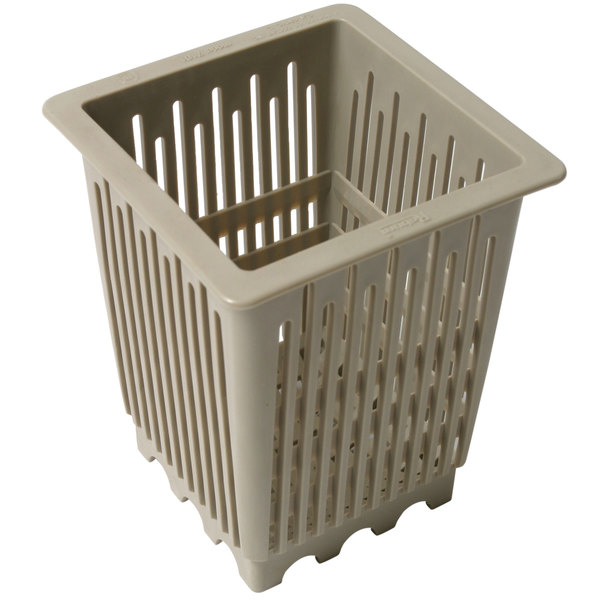 """Frymaster 8030018 4"""" x 4"""" x 4 3/8"""" Individual Portion Pasta Cup"""