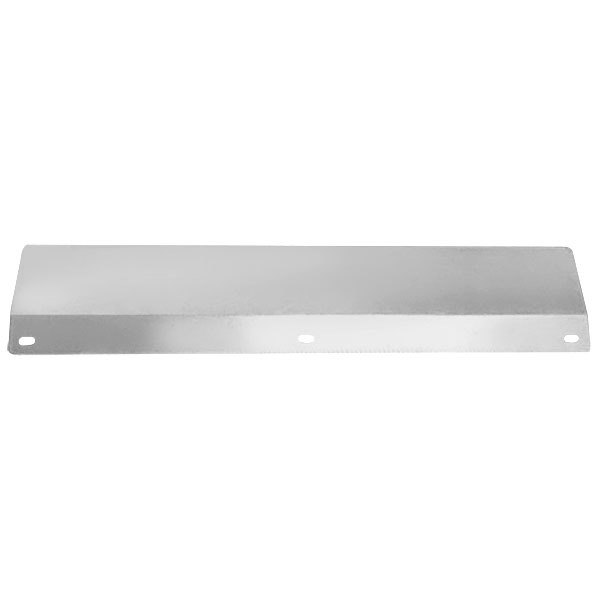 """Frymaster 2003651 15 3/8"""" x 3"""" Flue Deflector for SM50G and D50G fryers Main Image 1"""