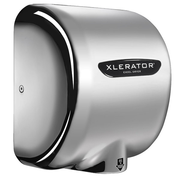Excel XL-C XLERATOR® Chrome Plated High Speed Hand Dryer - 110/120V, 1500W Main Image 1