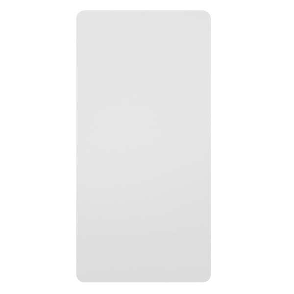 Excel 89W XLERATOR White Anti-Microbial Wall Guard for Hand Dryers - 2/Pack