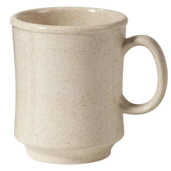 GET BAM-1389 BambooMel 8 oz. Coffee Mug - 24/Case Main Image 1