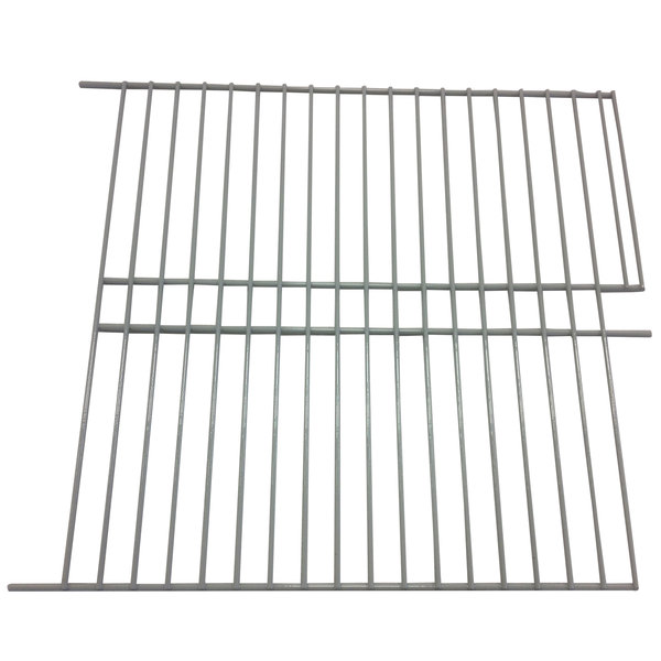 """Beverage-Air 403-114D Stepped Divider for DW Series Bottle Coolers - 9 1/4"""" x 22 1/4"""" Main Image 1"""