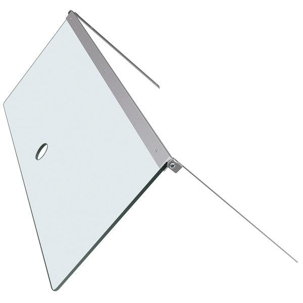 """Hatco SDS24FLIP Plexi-Glass Flip Door for 24"""" GRSDS Series Food Merchandisers"""