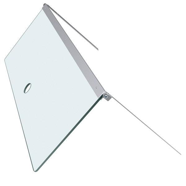 """Hatco SDS60FLIP Plexi-Glass Flip Door for 60"""" GRSDS Series Food Merchandisers"""