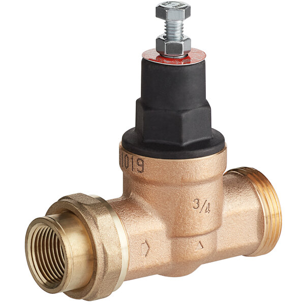 Hatco QSPRVB by Cash Acme Brass Pressure Relief Valve with Bypass for PMG, C, S, and MC Series Main Image 1