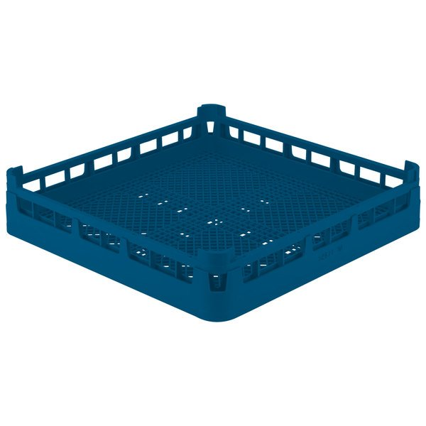 Vollrath 52671 Signature Full-Size Royal Blue Flatware Rack