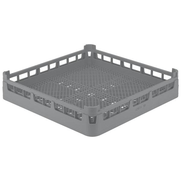 Vollrath 52671 Signature Full-Size Gray Flatware Rack Main Image 1