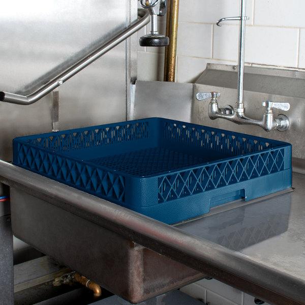 Vollrath TR2 Traex® Full-Size Royal Blue Flatware Rack
