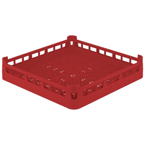 Vollrath 52671 Signature Full-Size Red Flatware Rack