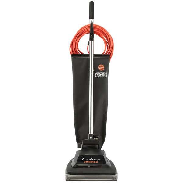 "Hoover C1431-010 12"" Guardsman Commercial Bagged Vacuum Cleaner"