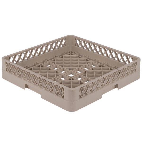 """Vollrath TR1 Traex® Full-Size Beige 4"""" Open Rack"""