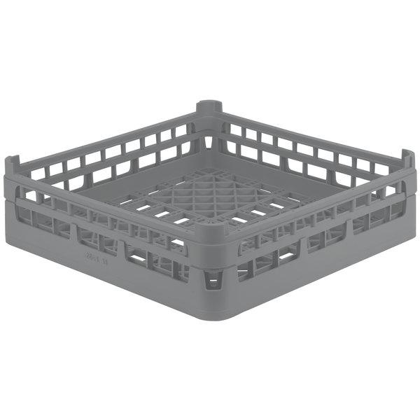 """Vollrath 52680 Signature Full-Size Gray 5 1/2"""" Medium Open Rack"""