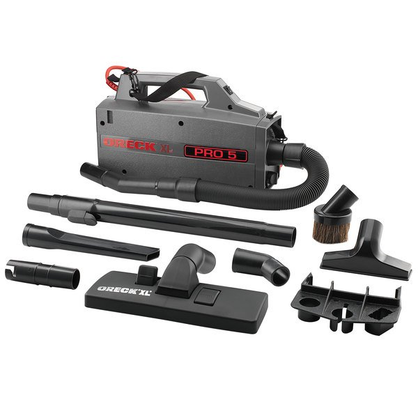 Oreck BB900-DGR XL Pro 5 Canister Vacuum Cleaner
