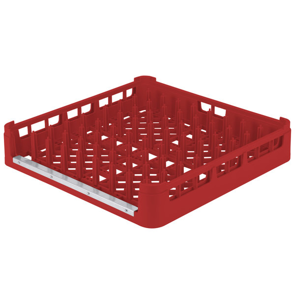 Vollrath 52678 Red Signature Full-Size Tray and Pan Rack