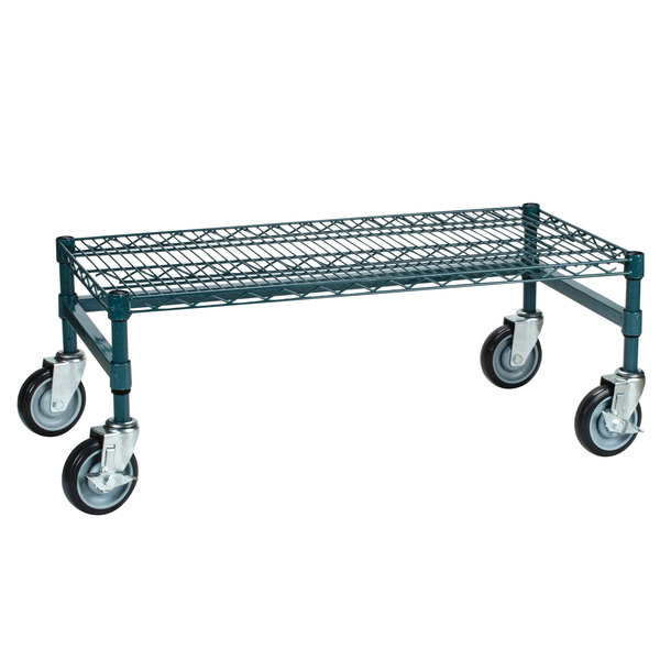 Pro/&Family 18 Kitchen Warehouse Garage inch. NSF Chrome Dunnage Shelf with 8 Perfect Solution for Home Shelters Shed inch. Posts Commercial inch. x 36