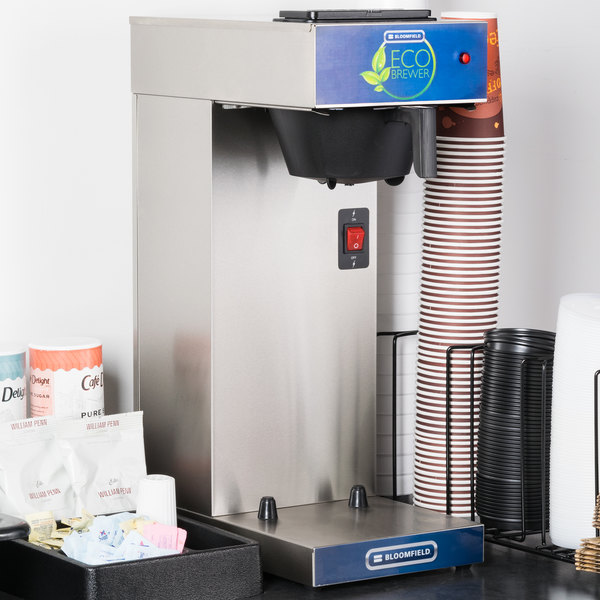 Bloomfield 4774-A Airpot Eco Brewer - 1450W