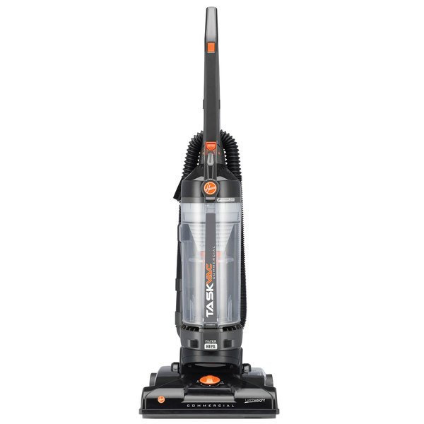 Hoover CH53010 14 inch Task Vac Commercial Bagless Upright Vacuum Cleaner