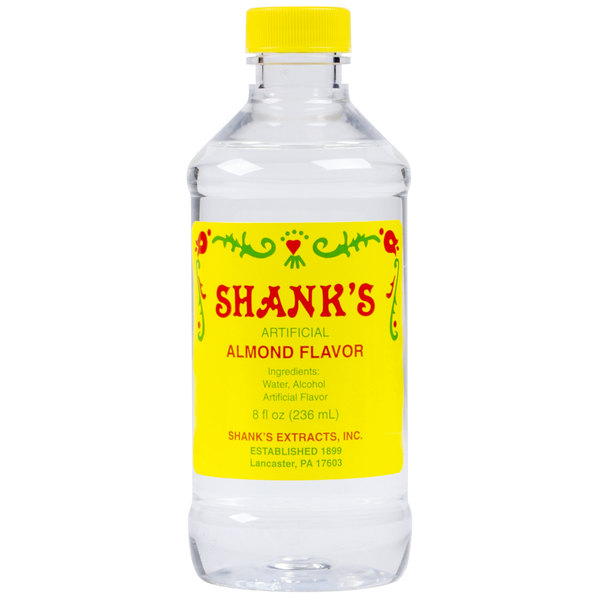 Shank's 8 oz. Imitation Almond