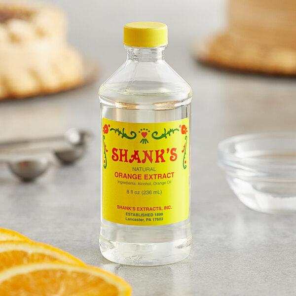 Shank's 8 oz. Pure Orange Extract Main Image 2