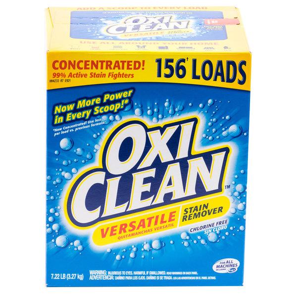 OxiClean 7.22 lb. / 115.52 oz. Versatile Stain Remover