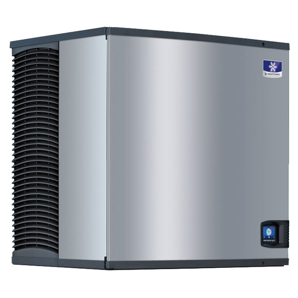 "Manitowoc IYT1200N Indigo NXT 30"" Remote Condenser Half Size Cube Ice Machine - 208V, 3 Phase, 1215 lb."