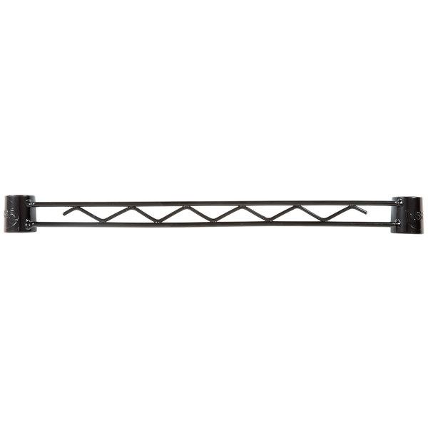 "Regency Black Epoxy Hanger Rail - 18"""