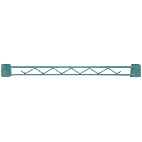 Regency Green Epoxy Hanger Rail - 18""