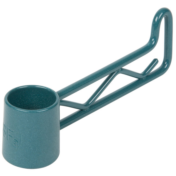 """Regency Green Epoxy Swing Hook - 6 1/4"""" Main Image 1"""