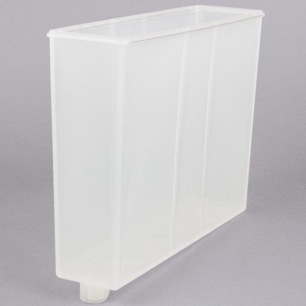 Crathco 99160-21 9 Liter Cold Beverage Dispenser Bowl - Old Style Main Image 1