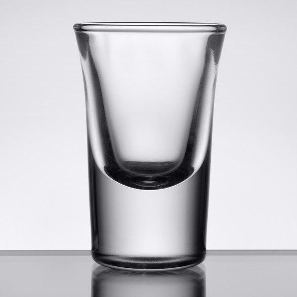 Acopa 1 oz. Shooter Glass - 12/Case