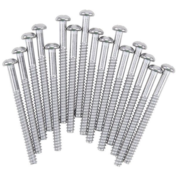 Vollrath 5235700 Screw for Medium Glass Racks - 16/Pack