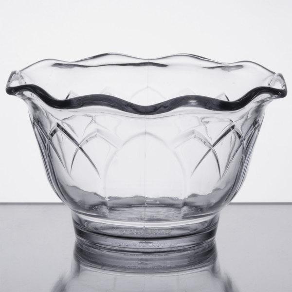 Dinex DXFC507 5 oz. Clear Fenwick SAN Cup - 96/Case