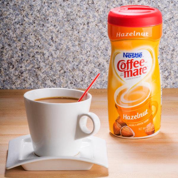 Nestle Coffee-Mate Hazelnut Coffee Creamer Shaker - 15 oz.